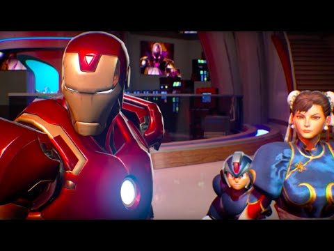 Marvel vs. Capcom Infinite Official Launch Trailer