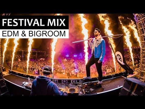 EDM FESTIVAL MIX 2019 - Electro Party & Bigroom Music