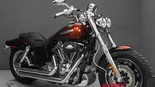 4. 2009  HARLEY DAVIDSON  FXDFSE CVO DYNA FAT BOB  - National Powersports Distributors