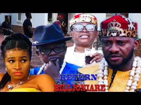 Return Of The Billionaire - Yul Edochie|Aki And Pawpaw|New Movie |Latest Nigerian Nollywood Movie