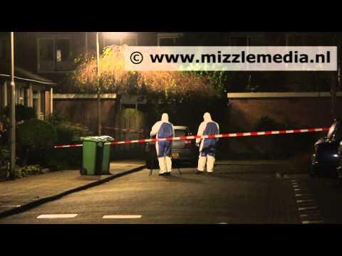 Man doodgeschoten in auto Amersfoort afrekening criminele circuit