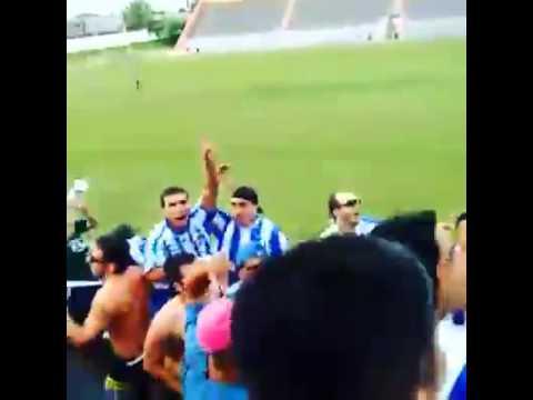 Descontrole após gol de empate (SREC 3x2 Manaus) - Bucheiros da Colina - São Raimundo