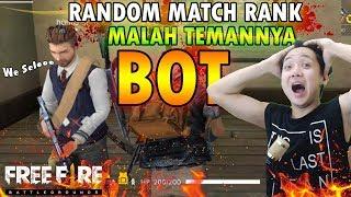 Video MABAR BERSAMA BOT DI RANDOM MATCH RANGKED !!!?? ( ngkak online ) part 8 - GARENA FREE FIRE MP3, 3GP, MP4, WEBM, AVI, FLV November 2018
