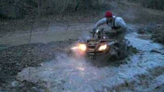 9. CAN AM OUTLANDER 650XT KILLIN IT