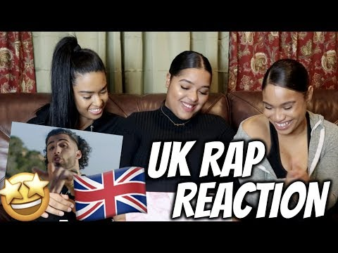 AMERICANS LISTEN TO UK RAP FOR THE FIRST TIME ( YOUNG B - 079ME )