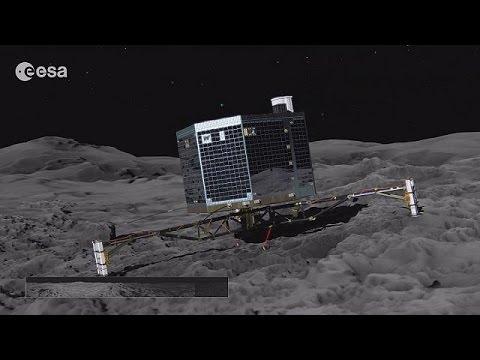 Αποστολή Ροζέτα: Ένα άνευ προηγουμένου πρόγραμμα μπαίνει στην τελική ευθεία – space