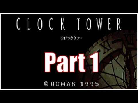 Clocktower - Twitter: twitter.com/NalifGames Facebook: http://www.facebook.com/NalifGames Clock Tower is a stealth-based survival horror adventure video game series, crea...