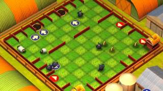 Running Sheep: Tiny Worlds videosu