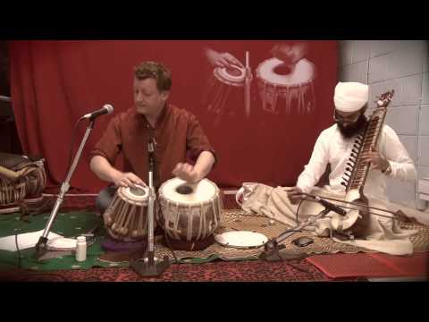 Tabla - 30 min tabla solo in Jhaptal (10 beats) w esraj accompaniment by Rattan Bhamrah with material from my teachers Pt Suresh Talwalkar, Pt. Swapan Chaudhuri, Pt....