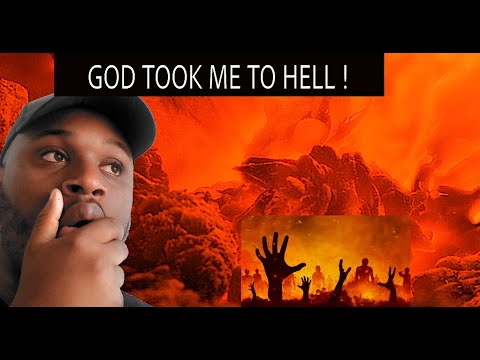 GOD TOOK ME TO HELL....THIS IS WHAT I SAW