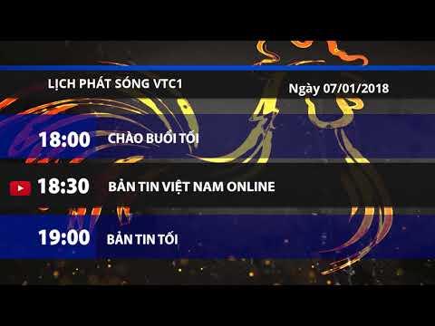 Lịch phát sóng kênh VTC1 ngày 7/1/2018 | VTC1 - Thời lượng: 3 phút, 29 giây.
