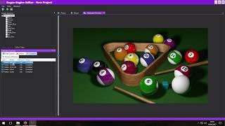 Rogue Engine Editor Video