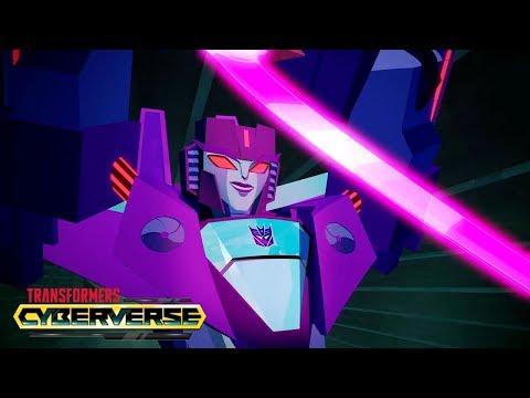 GIAM GIỮ 💭 Episode 14 - Transformers Cyberverse: Season 1 | Transformers Official