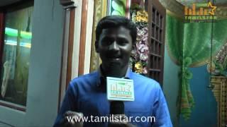 Senthil  Ganesh Speaks at Thirudu Pogatha Manasu Audio Launch