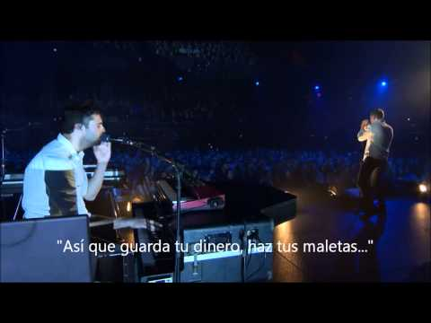 Keane - Live in Austin, Texas, enero 2013 Subtítulos en español hechos por mí... Se agradecen Me gusta, Compartir, etc. 00:21 You are Young , 4:15 Bend and Break, 8:...