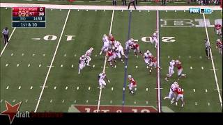 Michael Bennett vs Wisconsin (2014)