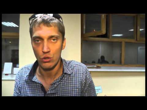 3) Конфликт пьяных водителей. Место происшествия 23.07.2014 (видео)