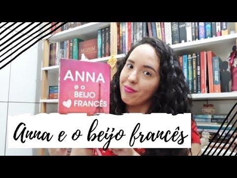 Anna e o beijo francês, Stephanie Perkins | Um Livro e Só