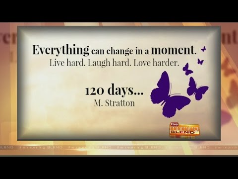 Author M. Stratton - 120 Days