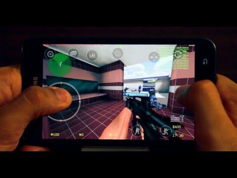 Скриншоты игры Critical Strike Portable android