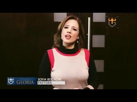 Pastora Sofia Bocache- Buena Actitud