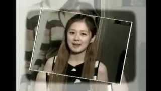 홍보대사 장나라 데뷔 1000일 축하 영상 영상 캡쳐화면
