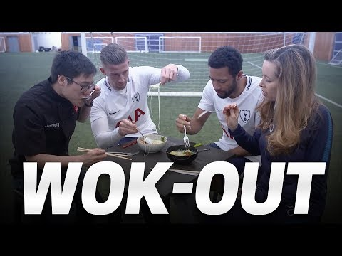 Video: BALL CANNON CHALLENGE | Cooking with Mousa Dembele and Toby Alderweireld