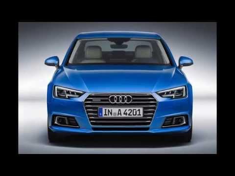 Audi a4 2016 габариты снимок