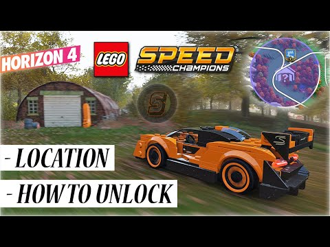 Lego Barn Find | How To Unlock, Location + Lego Barn Car? Forza Horizon 4 Lego Barn Find Guide FH4