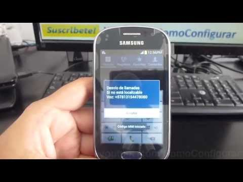 como saber numero de sim card movistar en Samsung Galaxy Fame español