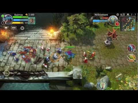 heroes of order chaos android download