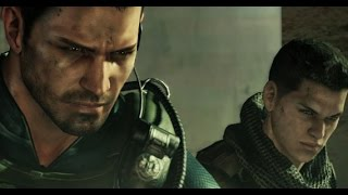 Resident Evil 6 Remastered All Cutscenes (Chris Redfield Edition) Game Movie 1080p HD