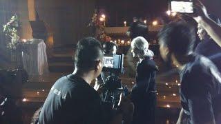 Erix Soekamti - Behind The Scene VIERRATALE - FAITH Video
