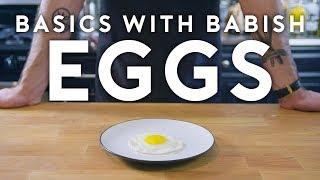 Video Eggs Part 1 | Basics with Babish MP3, 3GP, MP4, WEBM, AVI, FLV Agustus 2019