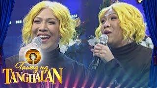 Video Tawag ng Tanghalan: Vice imitates the voice of Karen Carpenter MP3, 3GP, MP4, WEBM, AVI, FLV September 2018