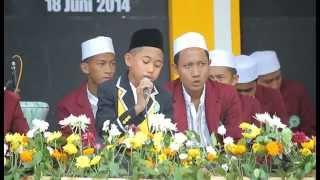 Haflah Akhirussanah 2013/2014 1