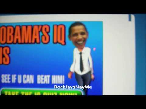 Obama Dancing AD - Black Eyed Peas- Like That