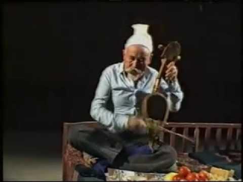 Каракалпакский эпос Едиге (отривок) - Жумабай Базаров (видео)