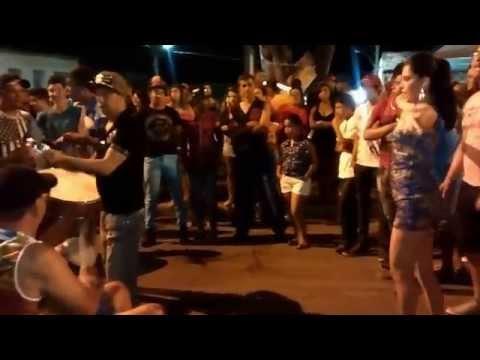 BATERIA TUDO AZUL, DORES DE CAMPOS,MG. 27/12/2014. Víd.5
