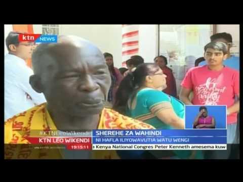 KTN Leo Wikendi:Wahindi wakutana Nakuru kusherehekea dini yao ya Cutchi Gujarati