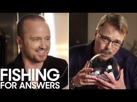 Vince Gilligan & Aaron Paul: 'El Camino: A Breaking Bad Movie,' Bryan Cranston Pranks & More   THR
