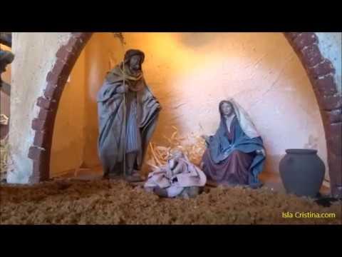 Inauguración del Belén de la Hermandad del Cautivo Isla Cristina