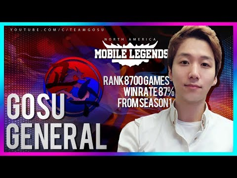 [English/한국어] New Session Marksman Spammer / North America Marksman Player / Mobile Legends