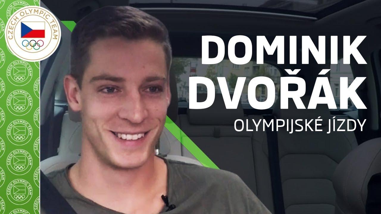 ŠKODA olympijské jízdy s Dominikem Dvořákem