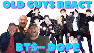 Video OLD GUYS REACT TO BTS DOPE (THEY'RE FROM THE SOUTH) MP3, 3GP, MP4, WEBM, AVI, FLV Agustus 2018