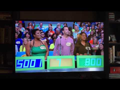 Terrible Price is Right bid