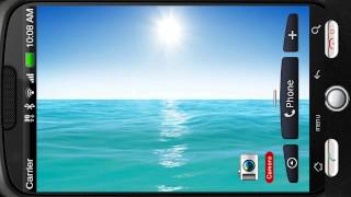 Incredible Ocean Scenery Deluxe HD Edition 3D Live Wallpaper for Android