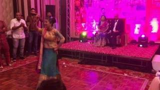 On the occasion of my sis 25th anniversary (unplanned n no practice ) Dance with my cousin nai jaana dance performance if you like this video do like and ...