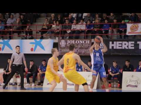ANGT L'Hospitalet: Highlights Day 3