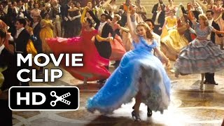 Cinderella Movie CLIP - Come With Me (2015) - Lily James, Cate Blanchett Disney Movie HD